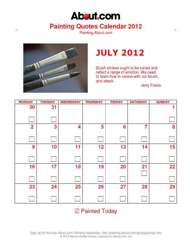 MDK Table Calendar 2013 by ammab8 on DeviantArt