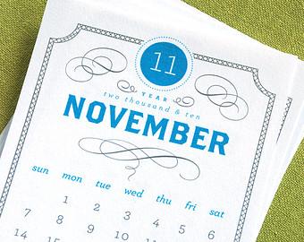 2015 Calendar Printable PDF