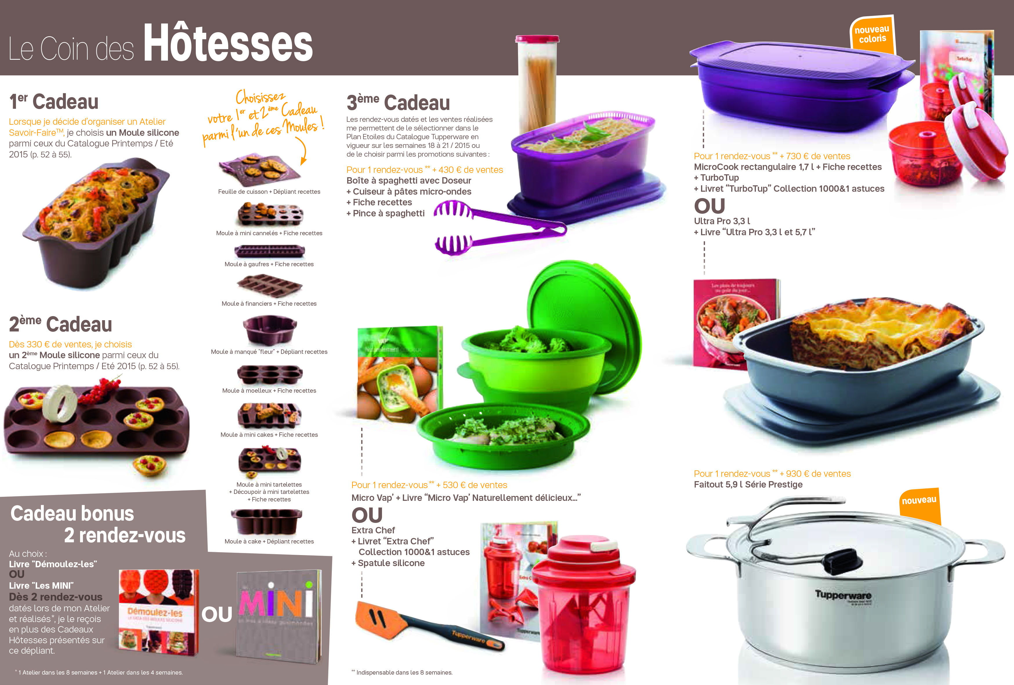 Tupperware Catalog 2015