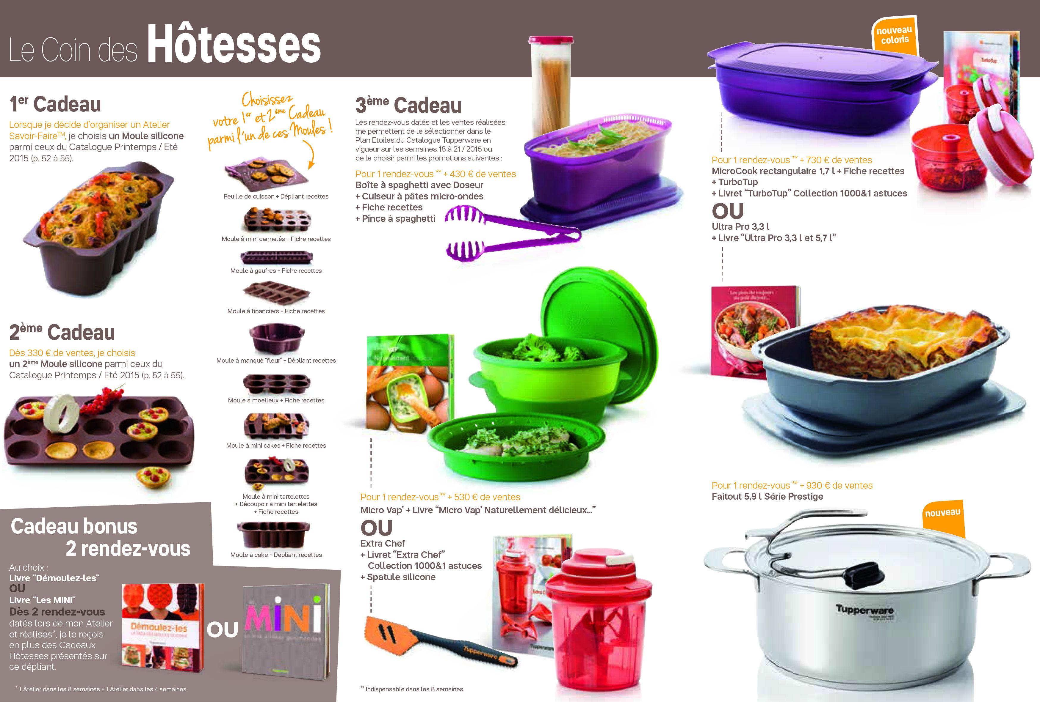 Tupperware Catalog 2015