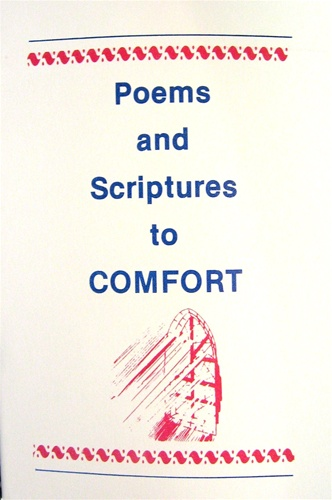 Comfort Prayers and Poems
