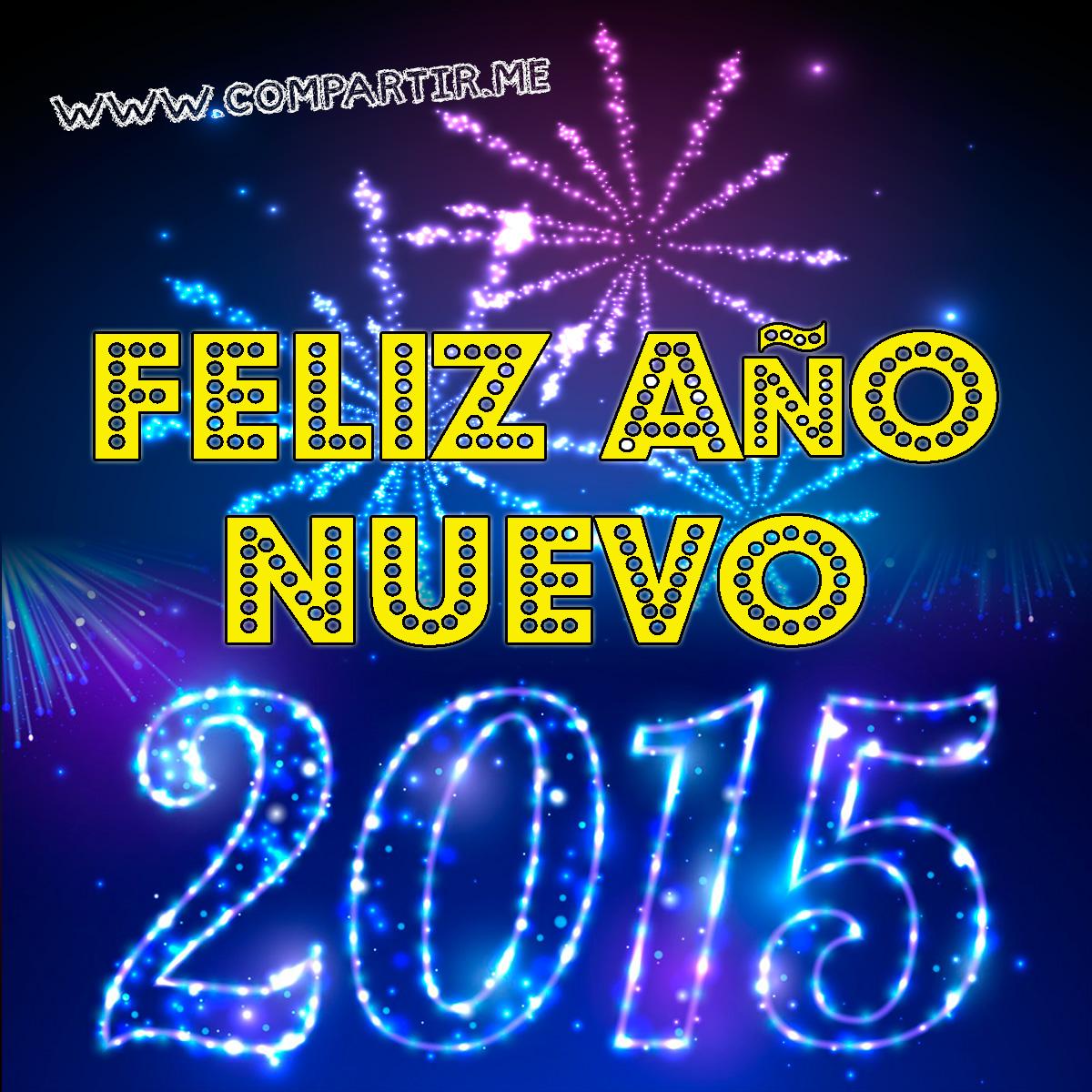 Feliz Ano Nuevo 2014