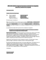 Reservation Of Rights Letter - All About Design Letter