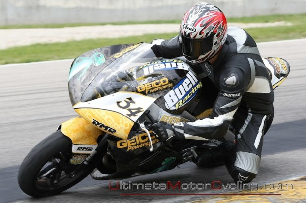 Erik Buell Racing 1125R