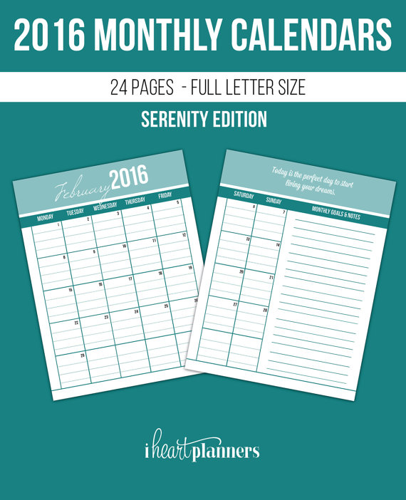 The Sample Calendars