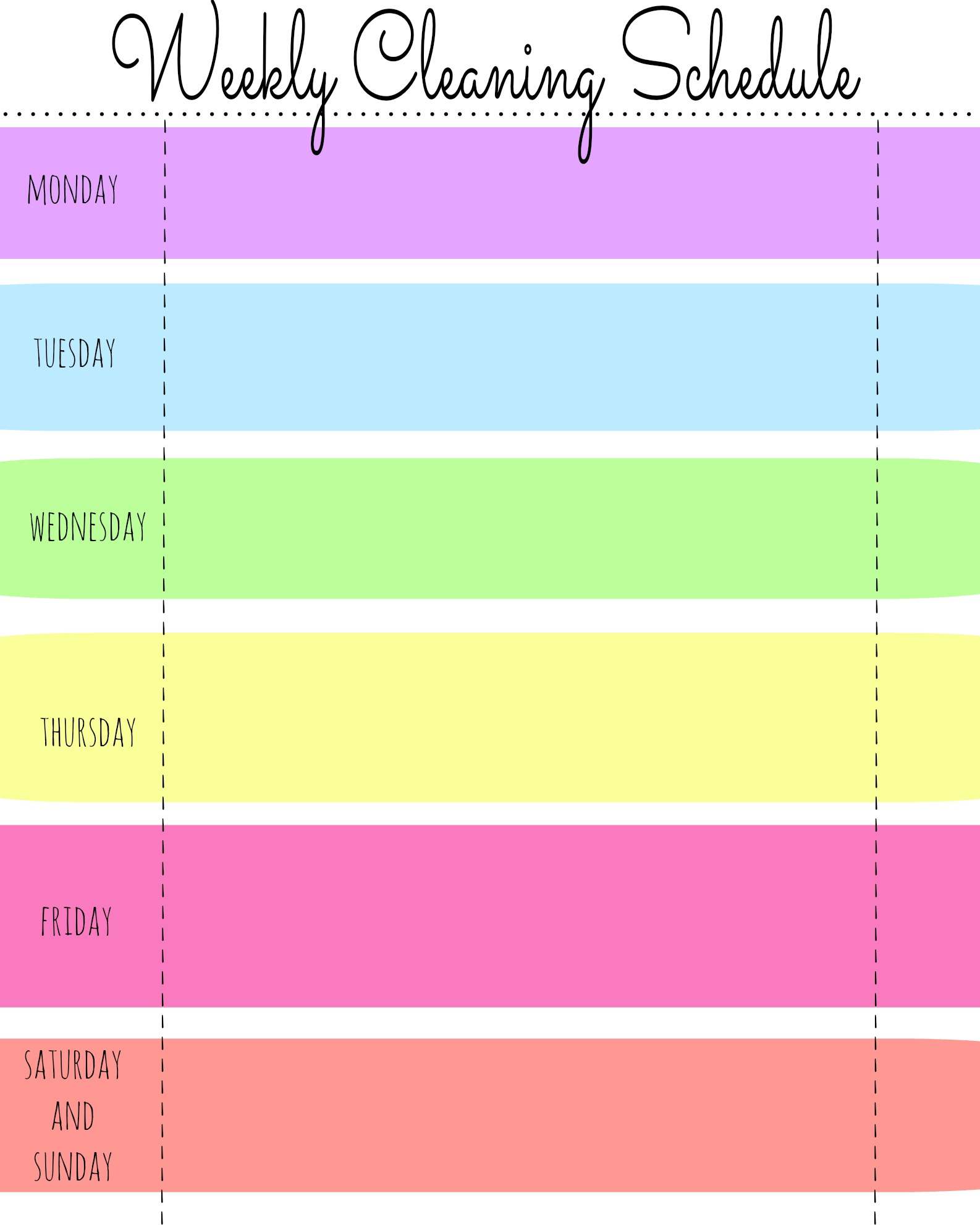 Calendar 2015 Printable with Time Slots