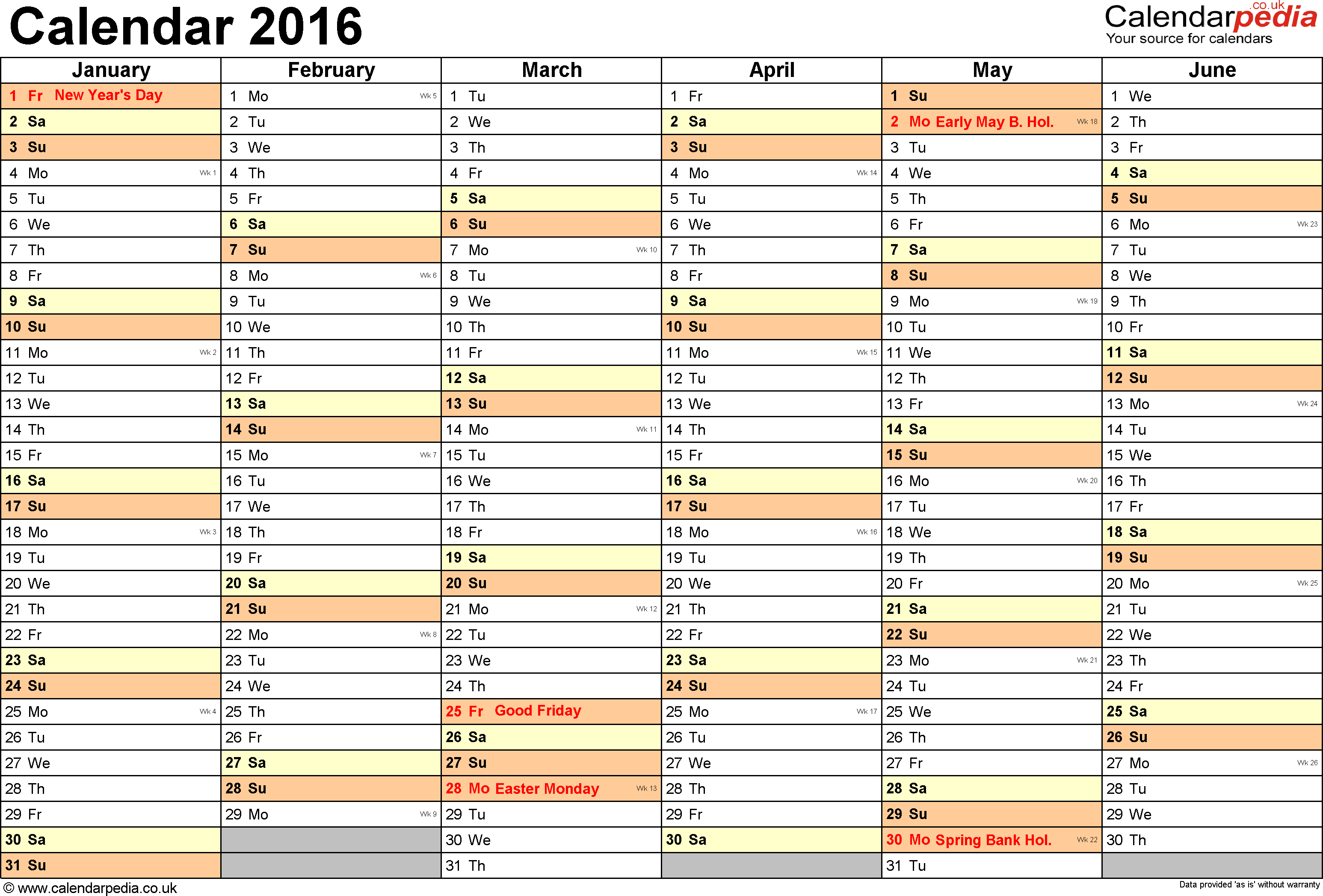 Weekly Calendar Template With Time Slots : Weekly printable calendar with time slots