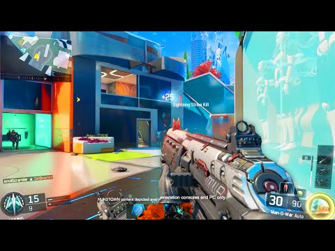3 Call of Duty Black Ops Nuketown Gameplay
