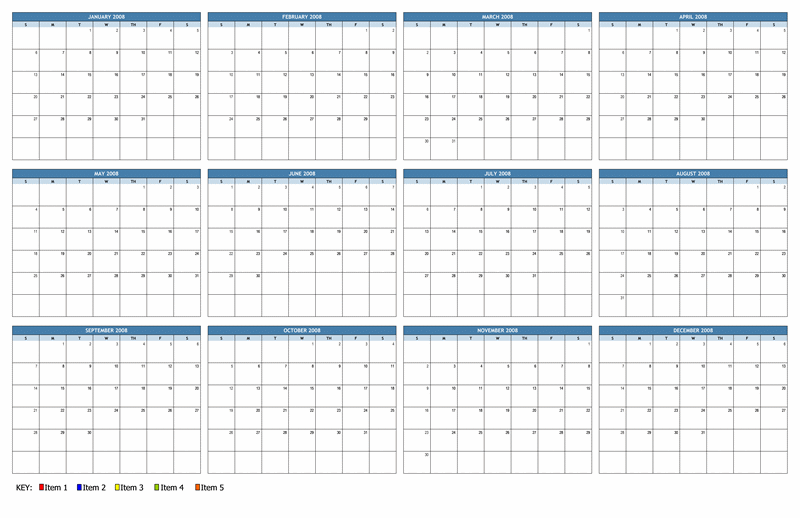 11X17 Calendar 2017 Template | camgigandet.org