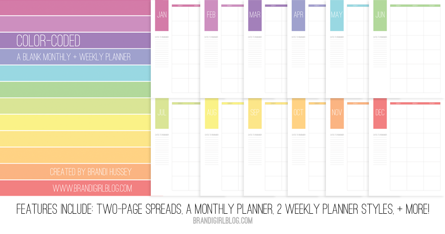 color coded calendar template calendar maker word excel pdf calendar downloads