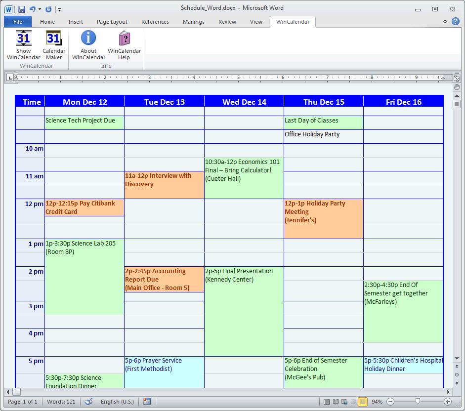 3 Month Calendar Template Excel Shefftunes