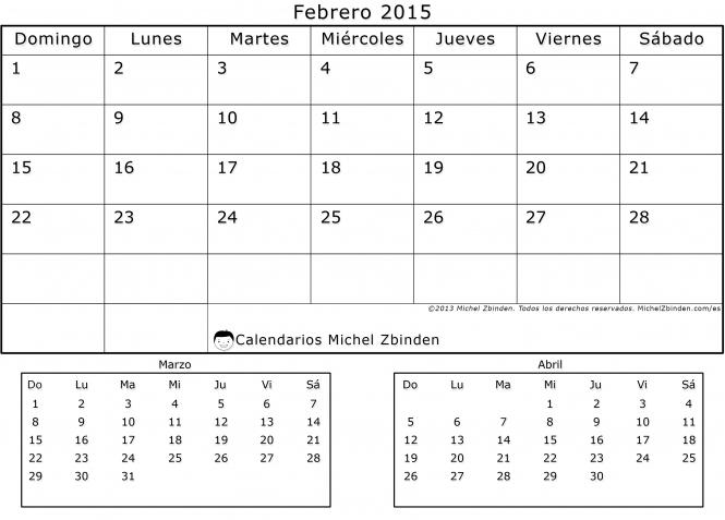 Calendario En Exel De Abril 16 Calendar Template :: calendar design