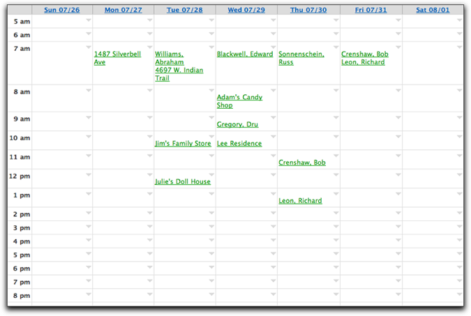 Free Printable Daily Excel Planner   Daily Planner Excel