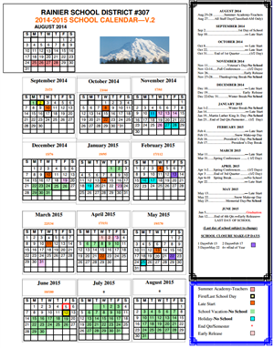 Fort Worth Isd 2014 2015 Calendar | Calendar Template 2018