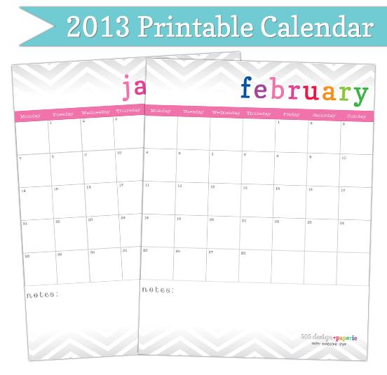 Free Blank Online Calendar January 2015 Sarah Titus