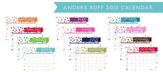 Free Printable Custom Calendars Calendar Template 2018