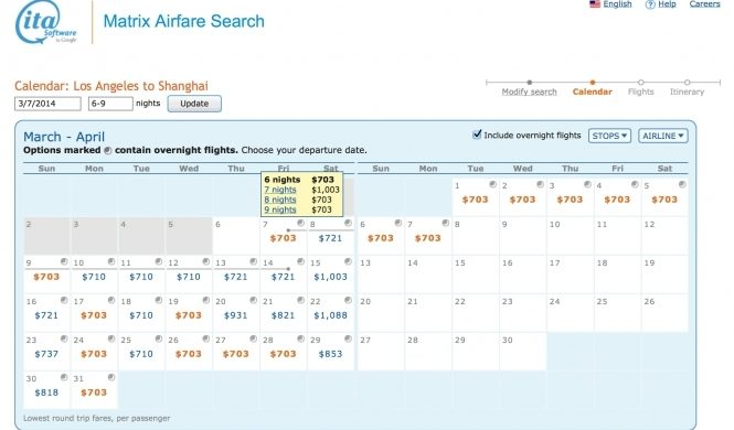 Southwest Airlines Cheap Fare Calendar | Calendar Template