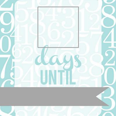 8 Best Images of Vacation Countdown Printable Disney Vacation