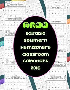 Classroom calendar, Calendar and Classroom on Pinterest