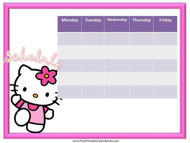 1000+ images about Hello Kitty Calendars on Pinterest