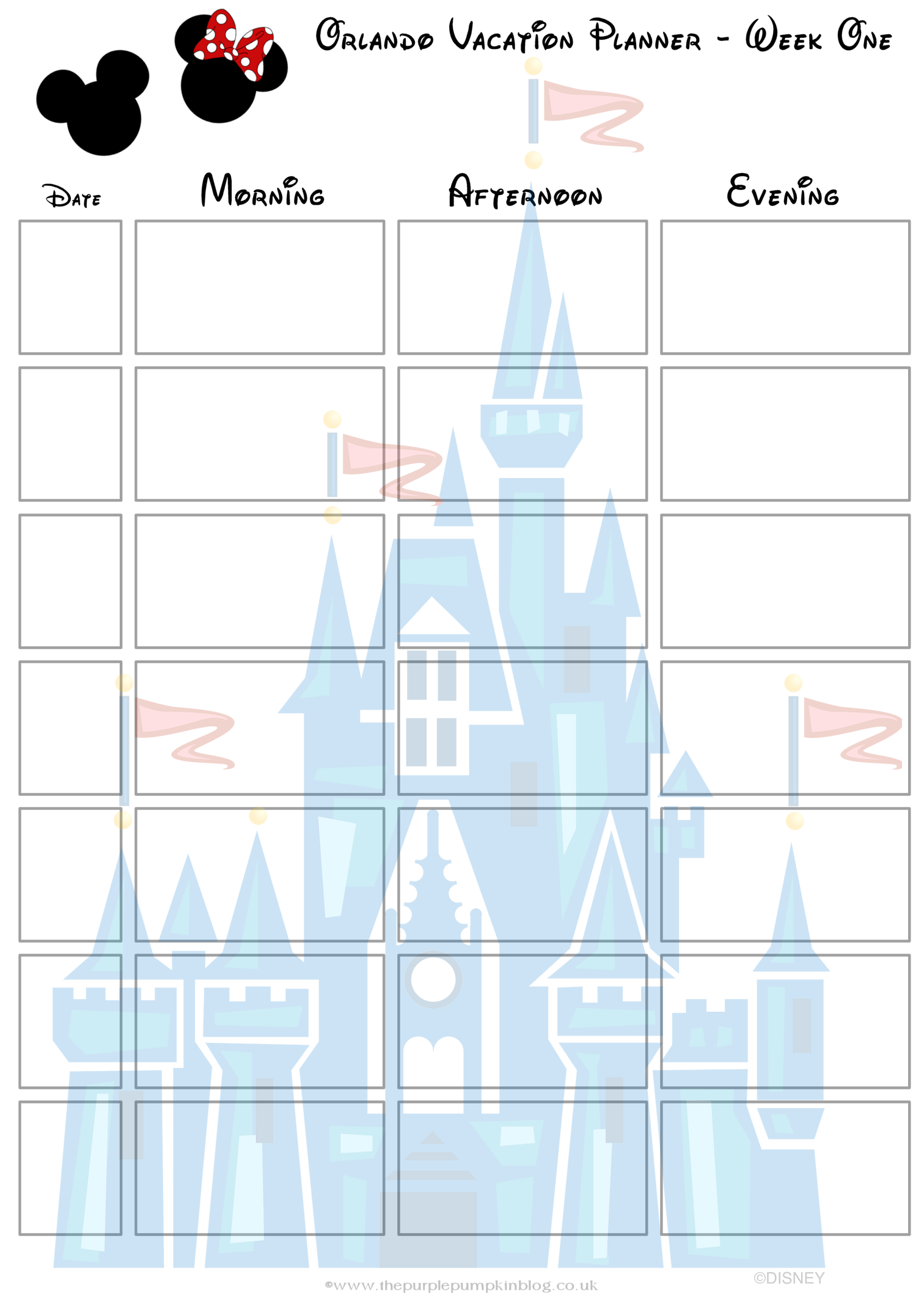 1000+ images about Disney Trip Planning on Pinterest | Trips, Trip