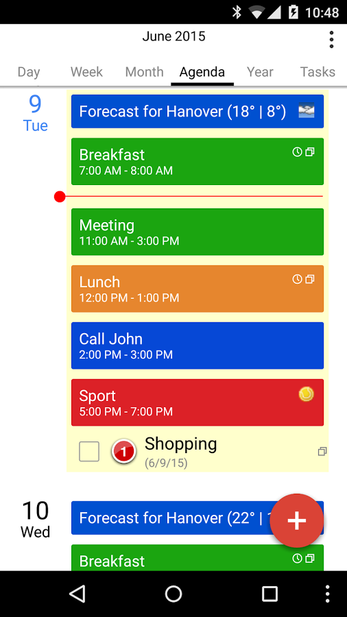 CalenGoo Calendar and Tasks Android Apps on Google Play