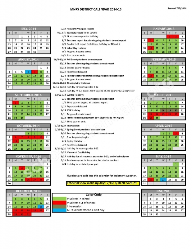 2016 Calendar With Holidays Montgomery County Md : Free Calendar