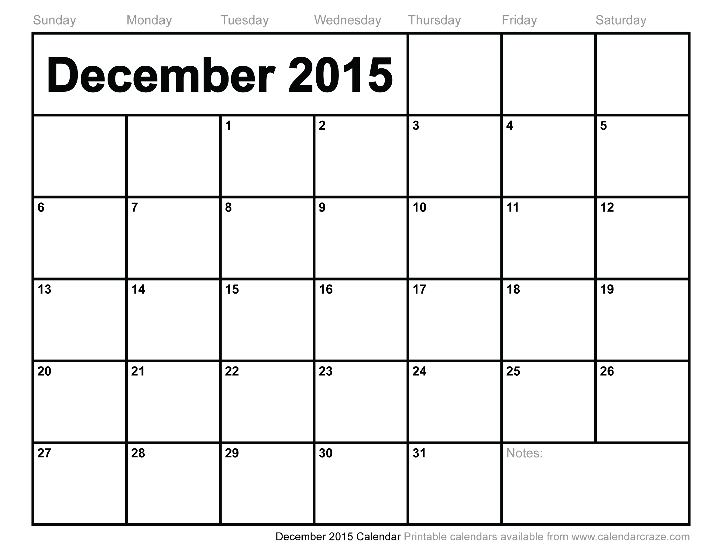 December 2016 Calendar Waterproof | free calendar 2017