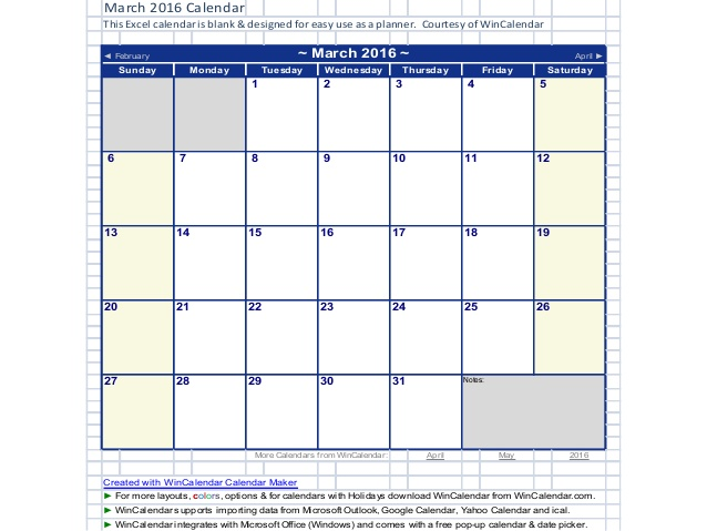 June 2016 Calendar Wincalendar   free calendar 2017