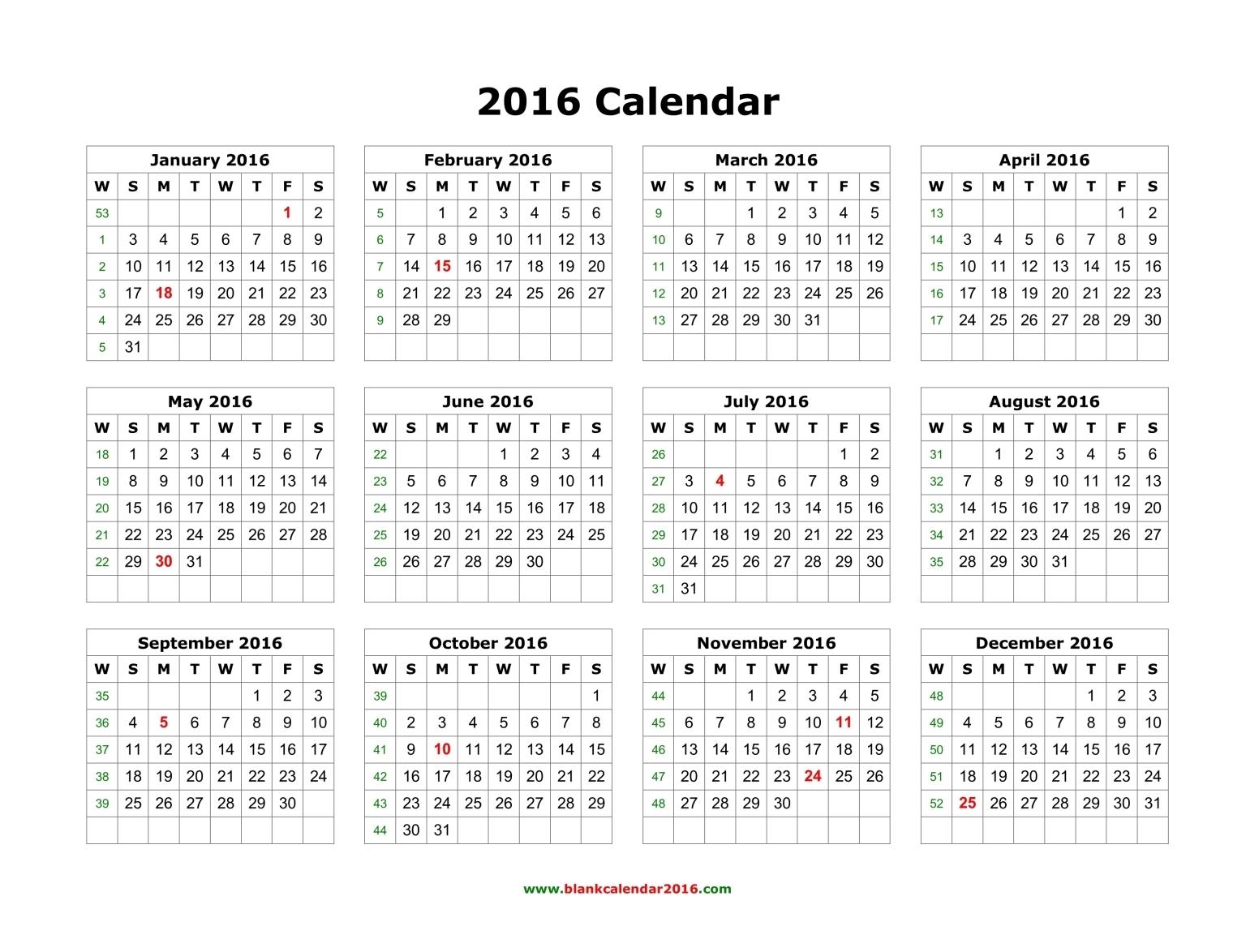 Google Monthly Calendar Template : Plain monthly calendar template