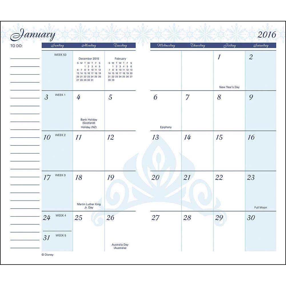 graphic relating to Printable Pocket Calendars identified as Pocket Calendar 2016 Printable Free of charge Calendar Template 2019