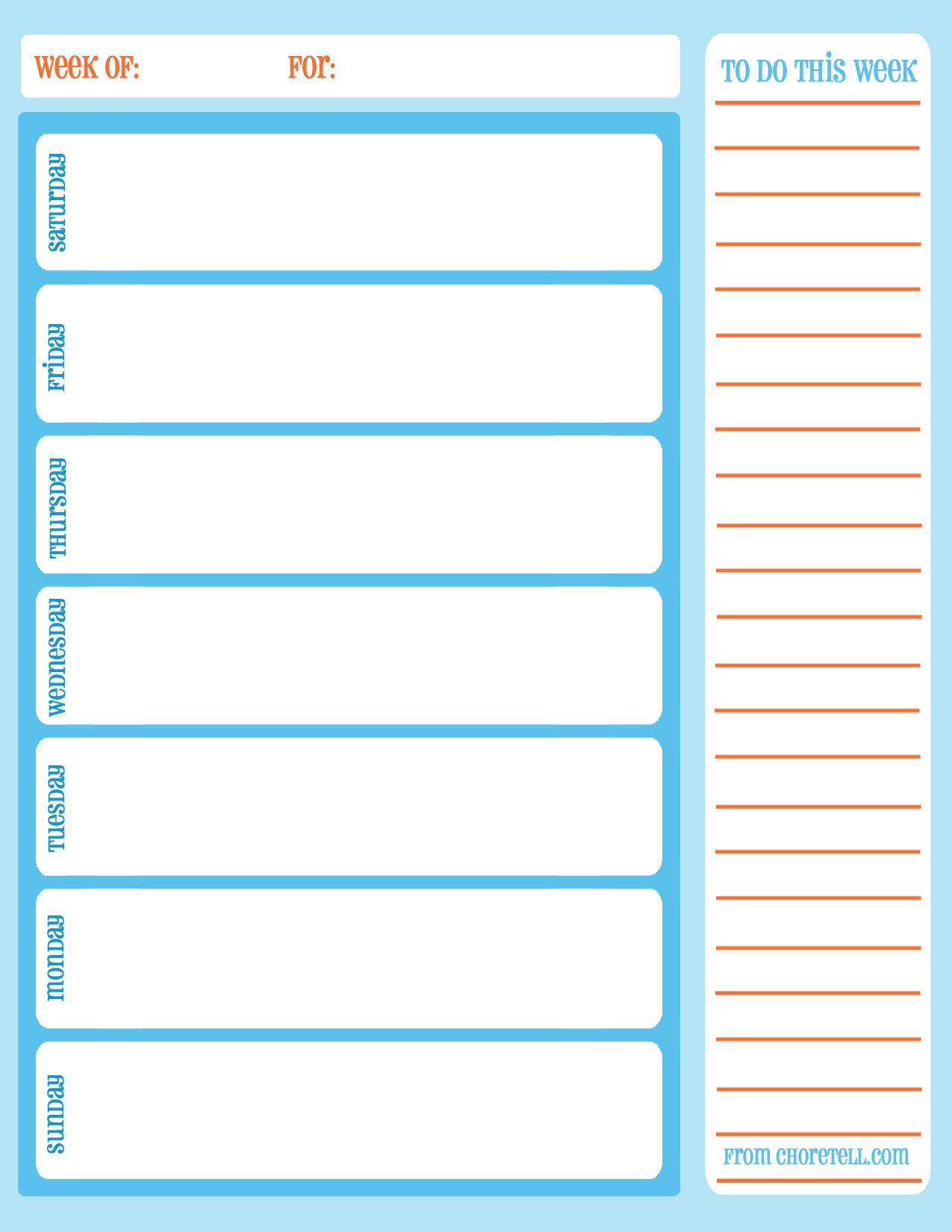Printable Calendar 2012 « Home Life Weekly