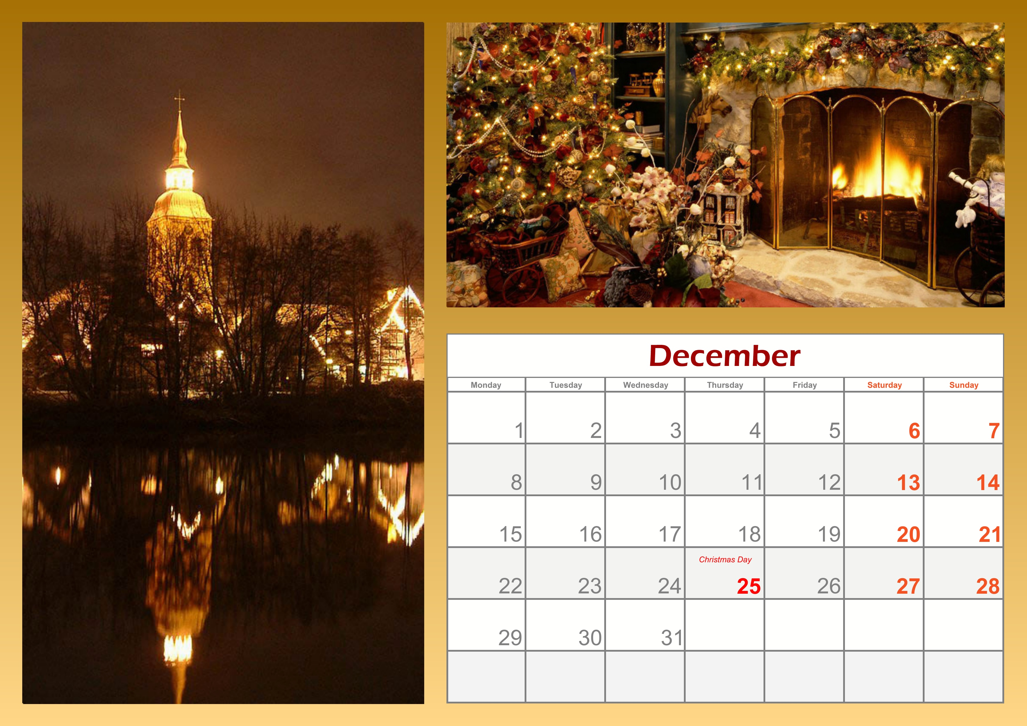 Calendar offer creative Calendar sample no 5487
