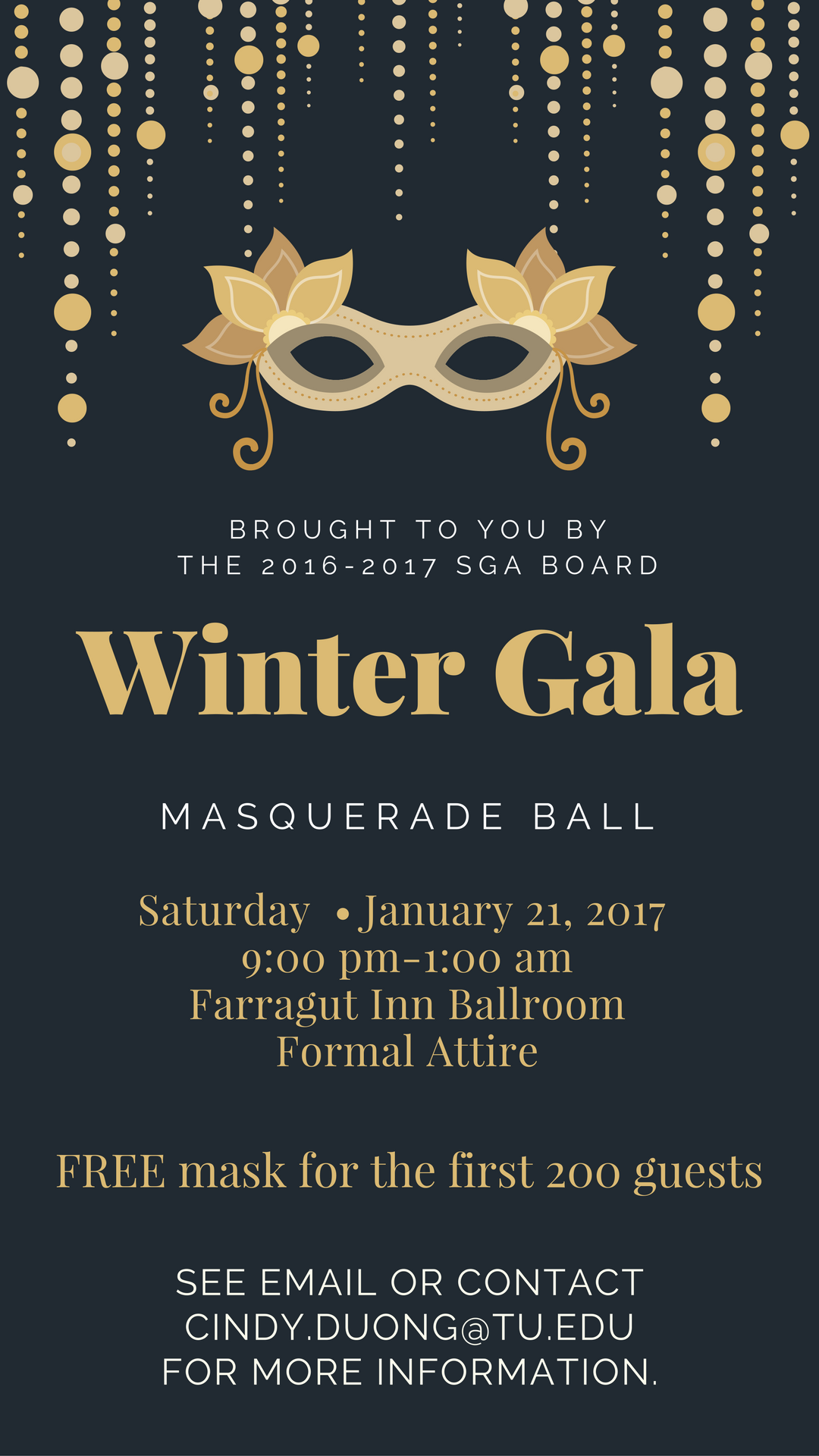 Winter Gala Touro University, California