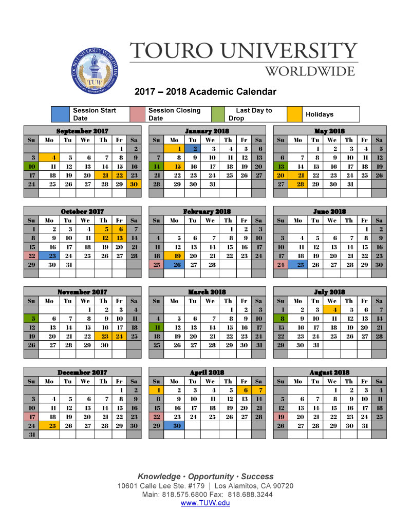 Awesome Academic Calendar Template Photos   Examples Professional