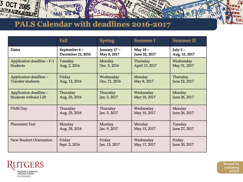 Academic Calendar Fall 2015 Fordham University Calendar 2015