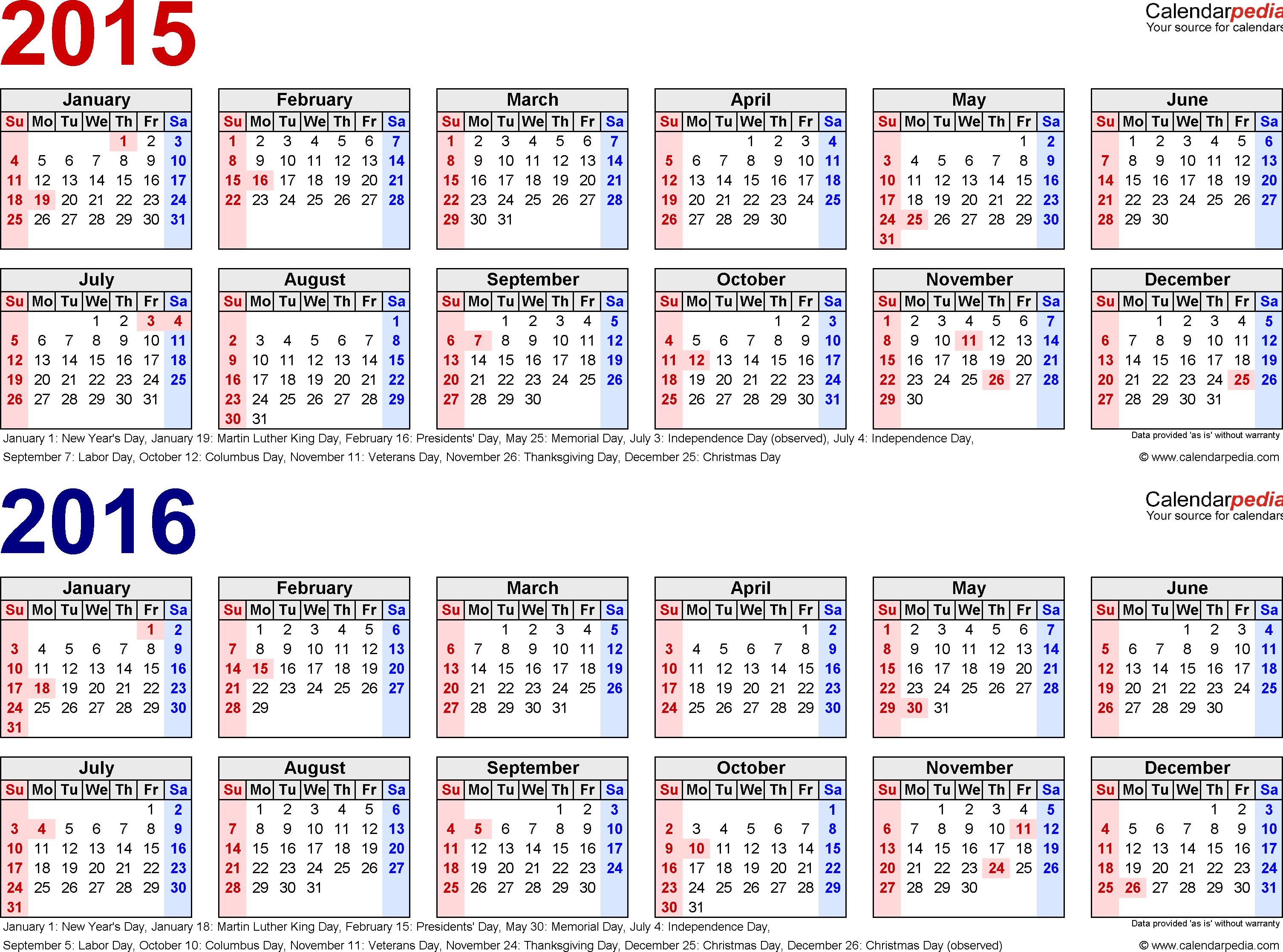Doc.#585620: Payroll Calendar Template – Payroll Template 15 Free