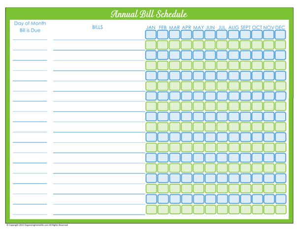 appointment calendar template 2015