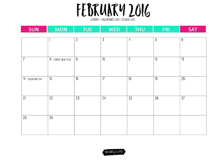 Monthly Calendar Qld : Printable calendar template nsw