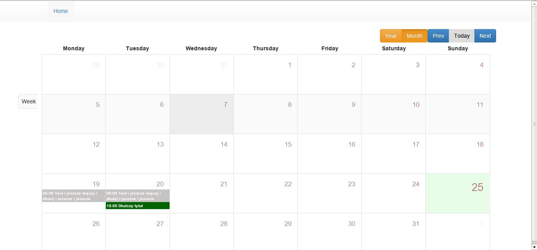 GitHub sandlbn/django bootstrap calendar: simple django calendar