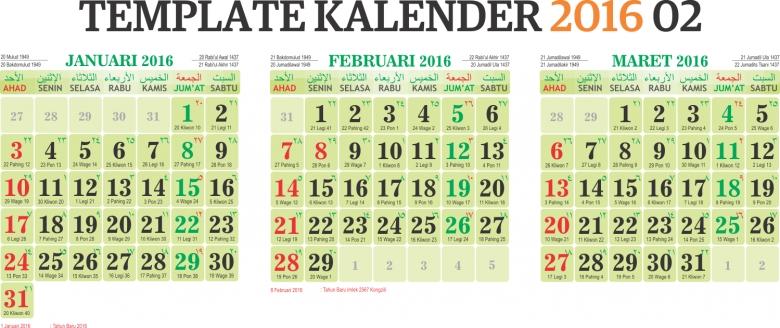 Calendar Bulan June : Calendar bulan jawa template