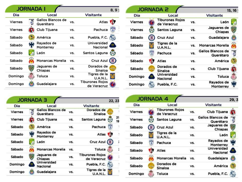 LIGA MX Página Oficial de la Liga del Fútbol Profesional en