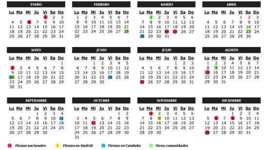Calendarios Para Imprimir 2016 De Puerto Rico Calendar Template