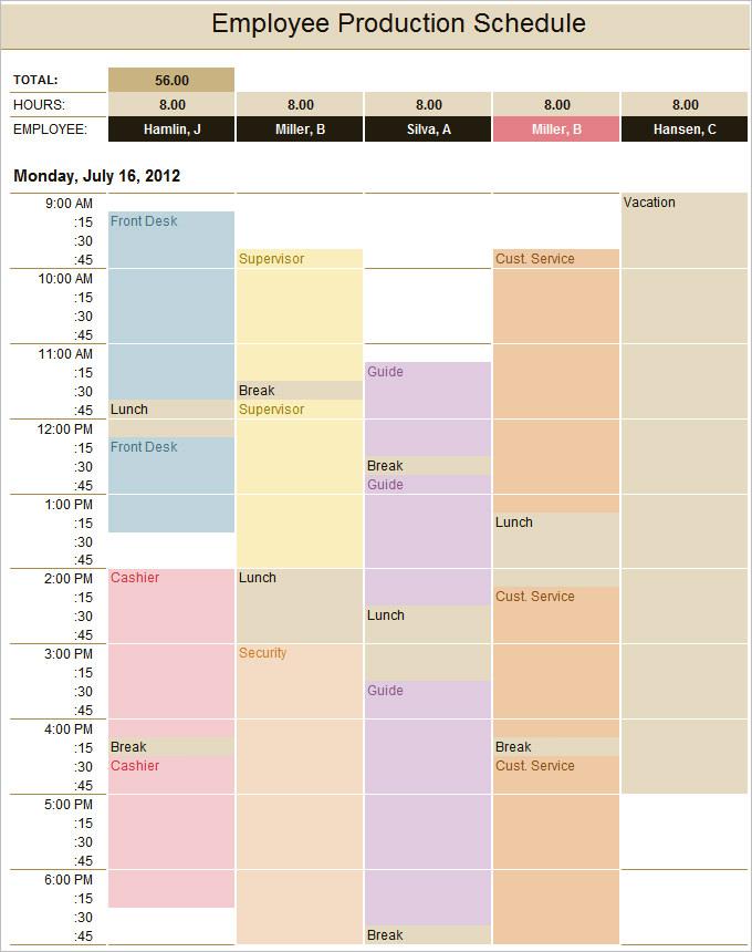 manufacturing calendar template calendar template 2018