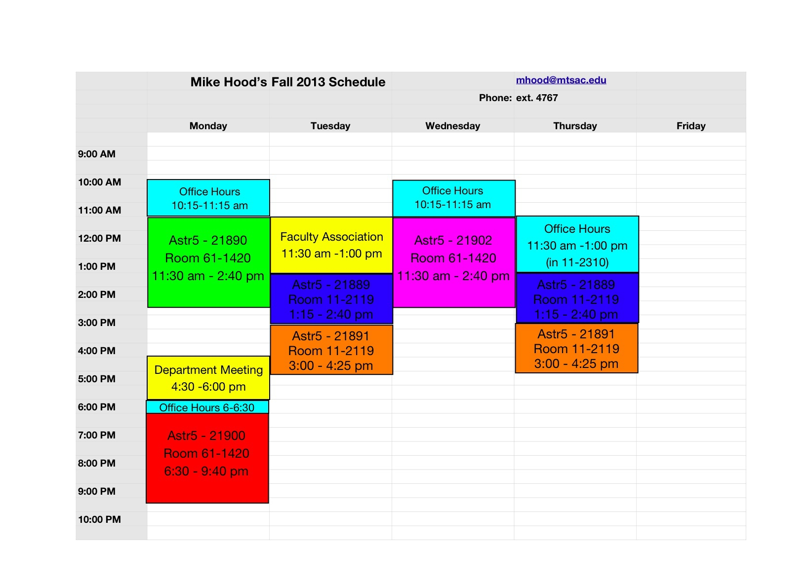 Mtsac Academic Calendar | Printable Calendar Template 2017