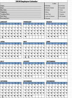 absentee calendar selo l ink co