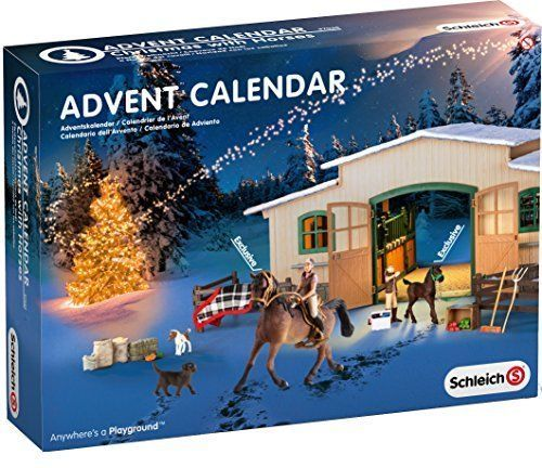 schleich advent calendar 2016
