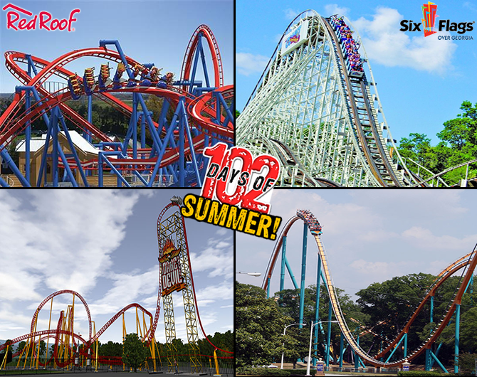 WIN tickets to Six Flags Over Georgia!   WHHY FM