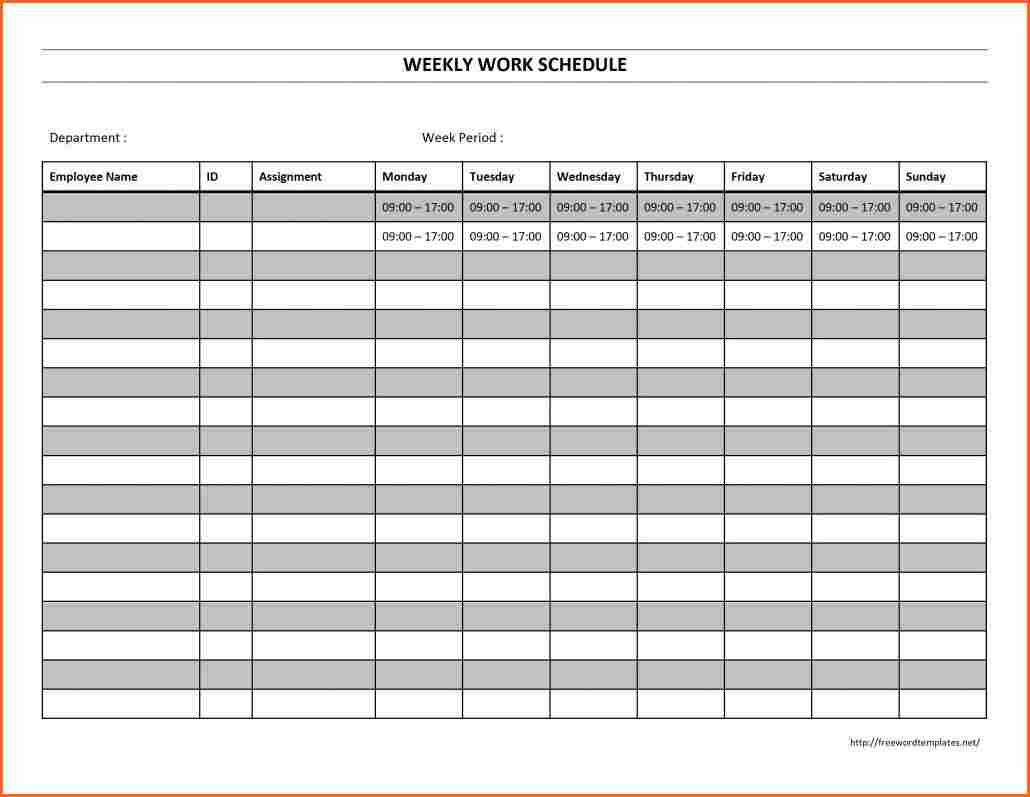 5 work calendar template 2016 Budget Template Letter