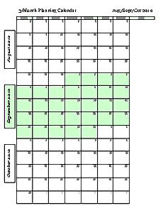Calendars Freeology